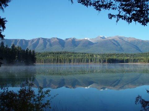 Mitten Lake